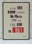 Ever Tried Ever failed
