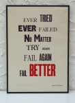 Ever Tried Ever failed