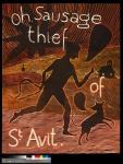 Oh Sausage Thief, Stephen Chambers RA