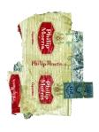 Sir Peter blake Found Art Ciggies Phillip Morris