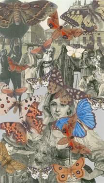 Sir Peter Blake_Butterflies II