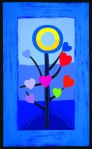 Sir Terry Frost, Blue Love Tree